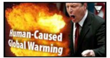 Lord Christopher Monckton om teorin om global uppvärmning