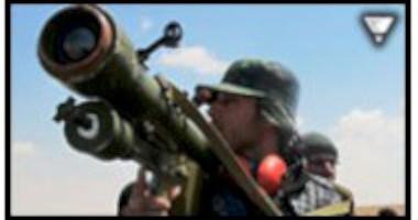 USA gav 600 ton vapen till rebellerna i Syrien – Nu i IS händer