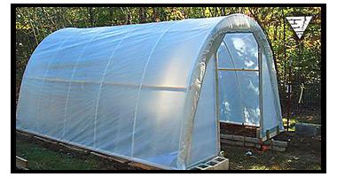 Inspiration: Bygg ett eget växthus