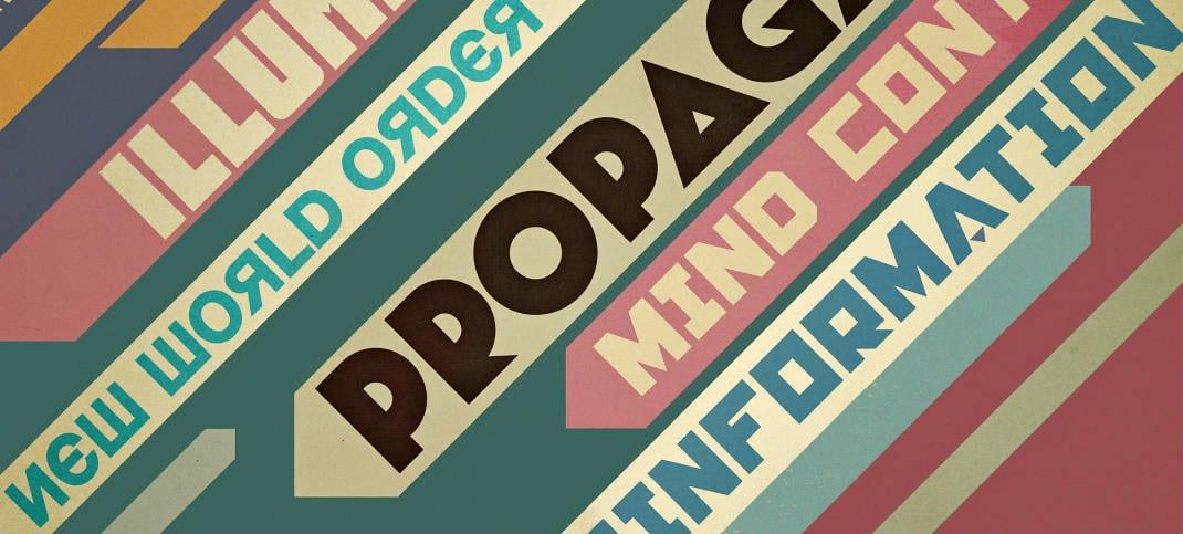 propaganda Noam Chomsky osanningar Ett meddelande