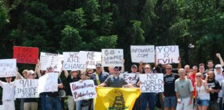 bilderberg protest