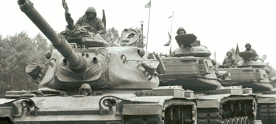 stridsvagnar