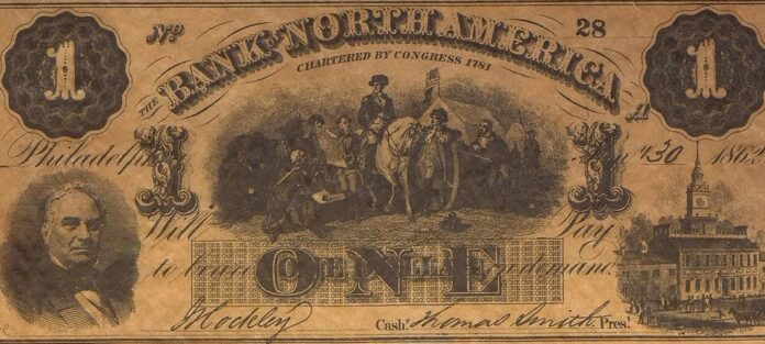 bank of north america