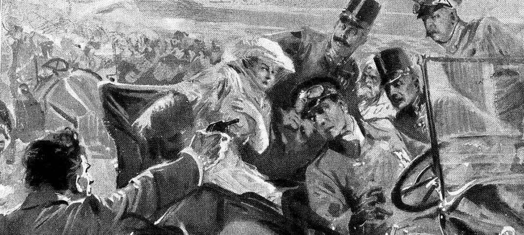 Franz Ferdinand mord