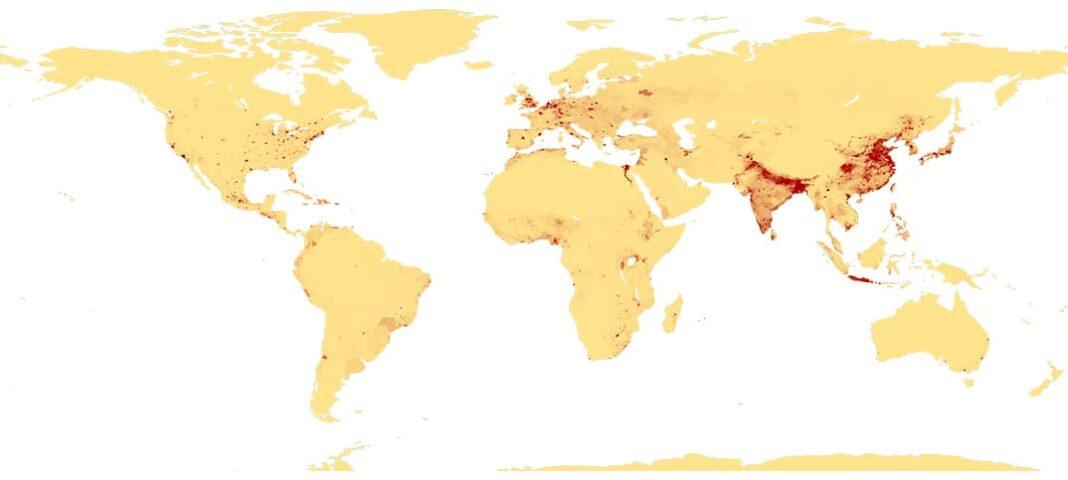 Maten kan räcka till alla flera gånger om, överbefolkning är en myt. Overpopulation is a myth