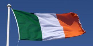 Irland Musikern Jim Corr Fredlig protest