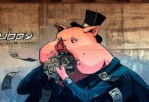 Film om pengar bankväldet