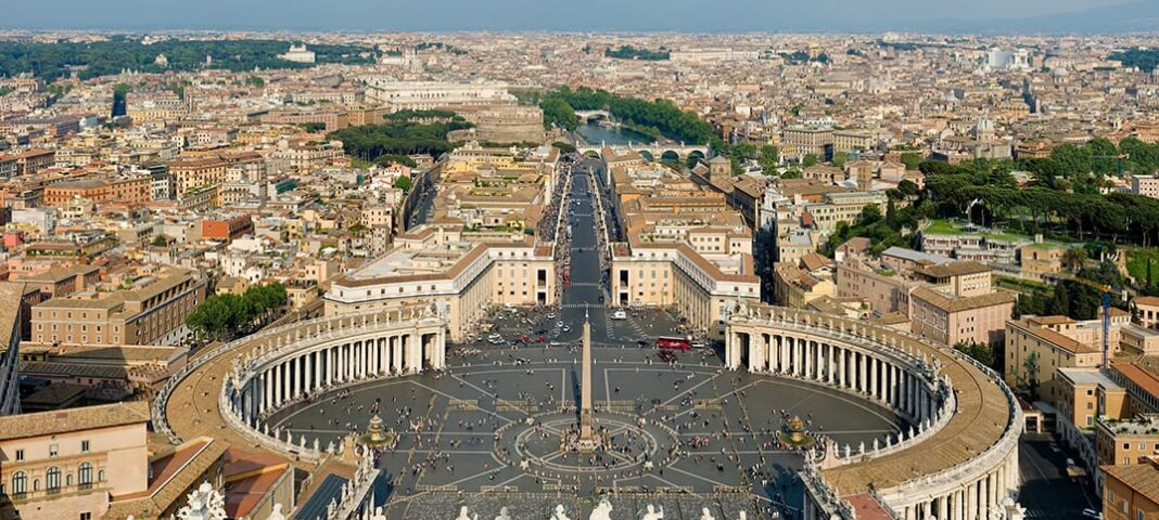 vatikanen katolska kyrkan Vatikanens underrättelsetjänst
