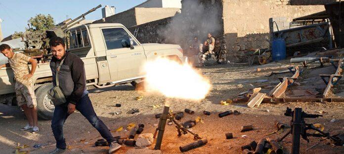 libyen rebeller