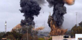 libyen bomb