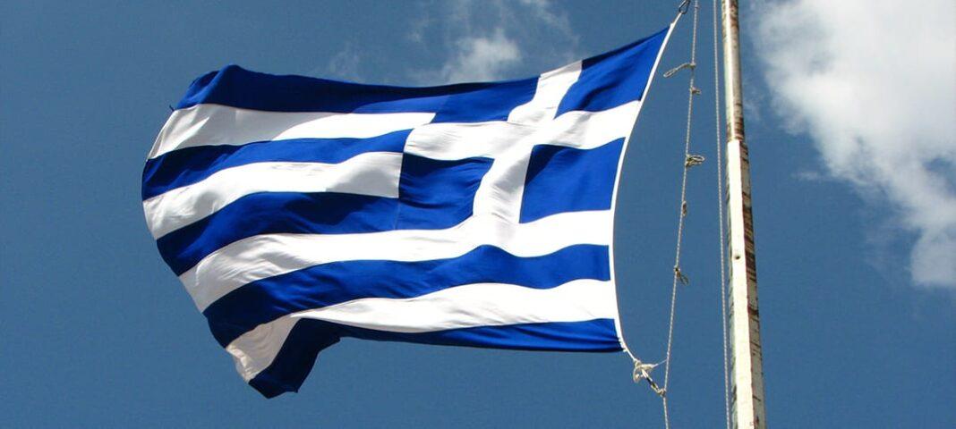 Grekland flagga Svenska kyrkan barnvaccinationer