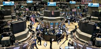 wallstreet stock exchange