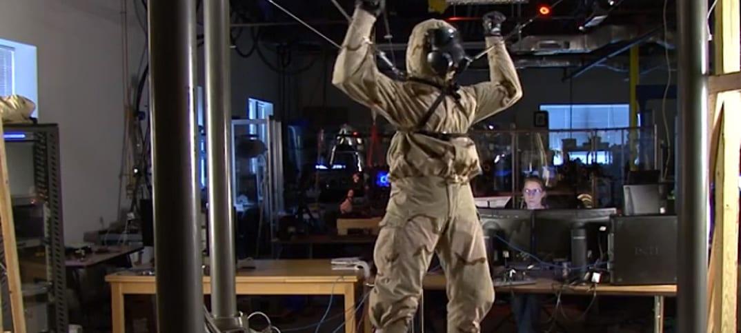 robot petman