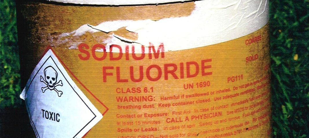fluor i dricksvatten Fluor sänker IQ