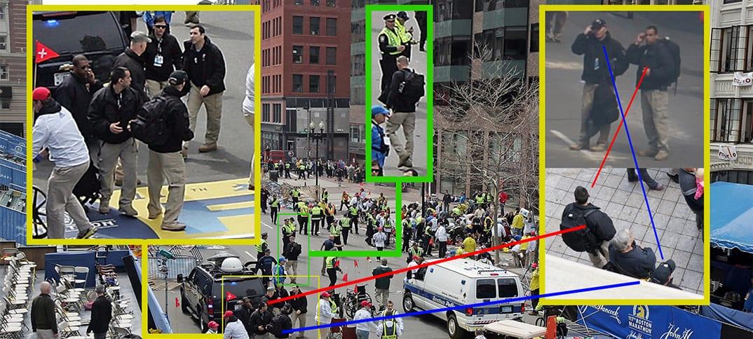 Vad du inte fått veta Bostonbombarna Misstänkta bombmän