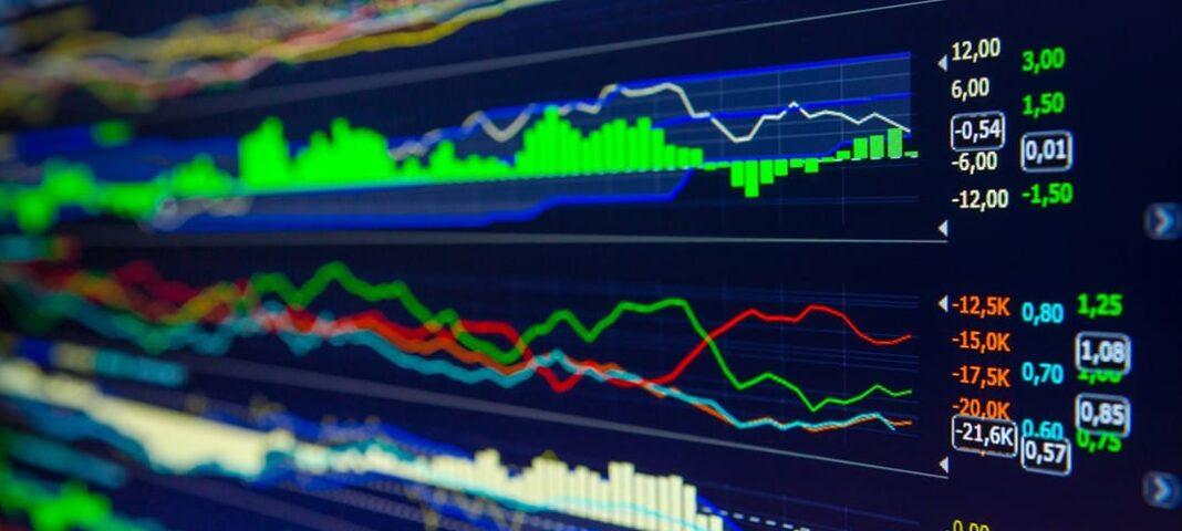 stock market aktier företagens investerar på en aktiemarknad valutahandel investera i