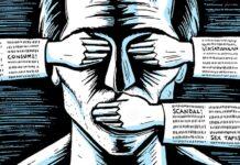 censur Stella Morabito straffskattas cancerbot Dan Rather mörkar sanningen Vissa journalister SOPA attack mot Parler tysta kritiker åsiktsförföljelse