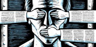 censur Stella Morabito straffskattas cancerbot Dan Rather mörkar sanningen Vissa journalister SOPA attack mot Parler