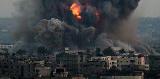Gaza bomb