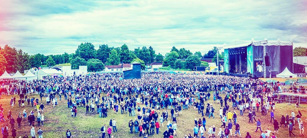 Bråvallafestivalen kontantlöst