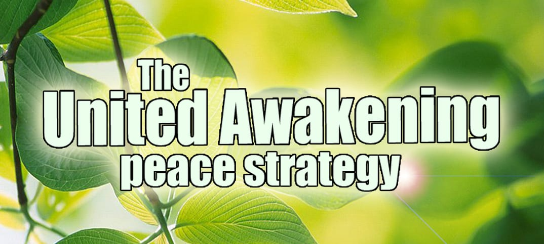 United Awakening Peace Strategy