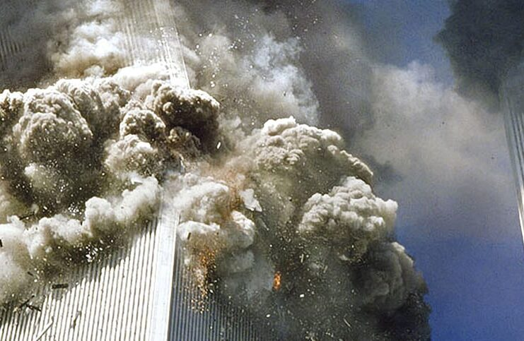 911 towers