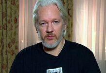 Julian Assange träffa sina
