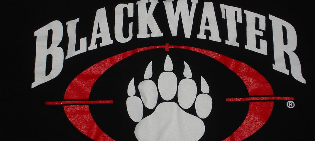 blackwater Amerikanska legosoldater