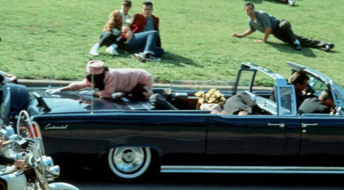 Kennedymordet