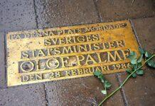 Olof Palme Skandiamannen Vad hände egenligen