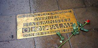 Olof Palme Skandiamannen Vad hände egenligen Palmemordet och