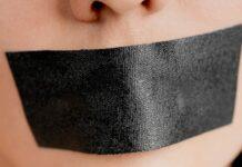 censur Youtube-VD protesterade online Trumpsupportrars coronakritik med Public Service