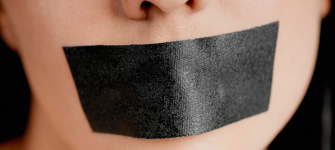 censur Youtube-VD protesterade online Trumpsupportrars coronakritik