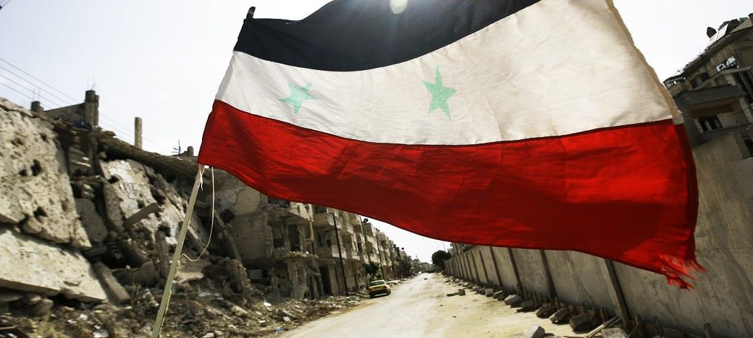 syrisk soldat krokodiltårar