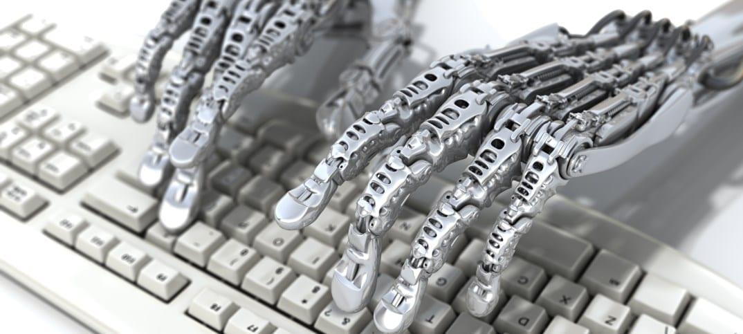 robot tangentbord
