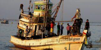 fiske thailand