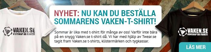 Vaken t-shirt twear.se