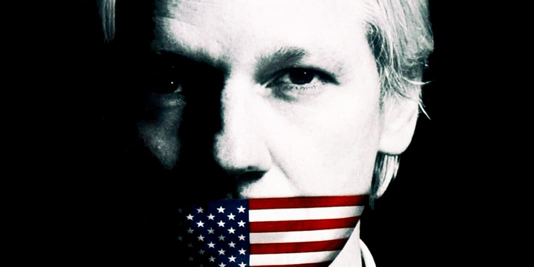 Julian Assange John Pilger Sveriges skuld utlämnas till USA