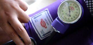 blodtrycket blodtryck