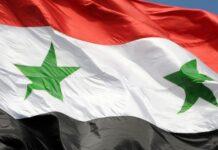 syrien flagga