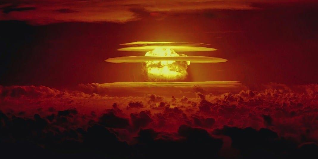 förintelsens avgrund Medvedev högteknologiska kärnvapen