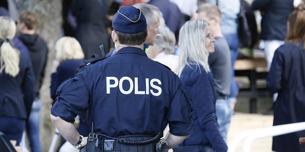 polis Thornberg bör avgå Polismyndigheten Lagens väktare