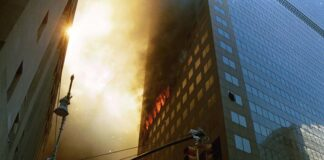 explosioner i WTC 7 World Trade Center