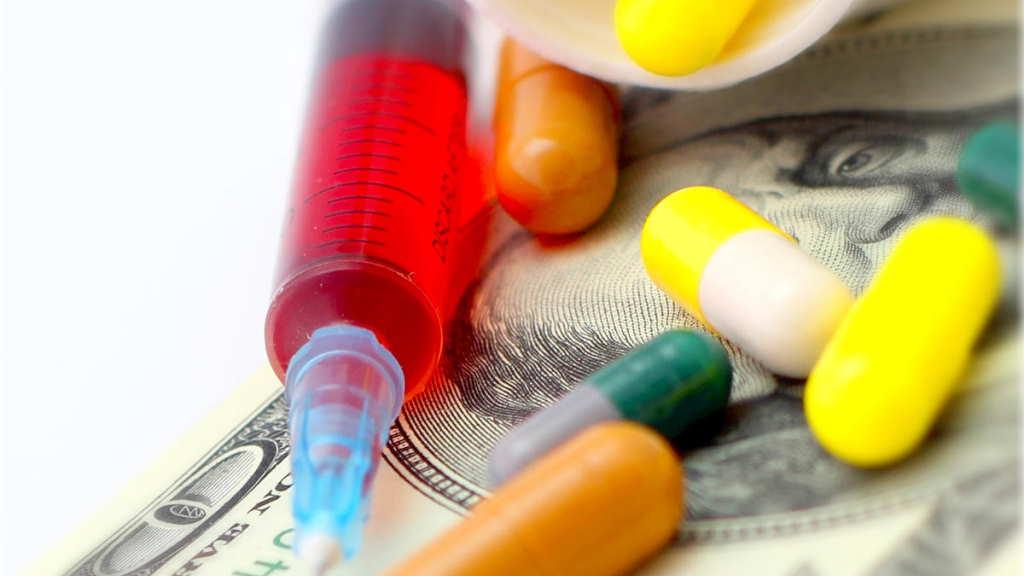 medicinindustriella