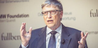 Bill Gates Den falske frälsaren faktagranskare kopplingar till nazismen biometriskt ID