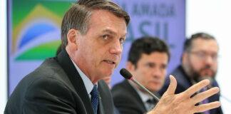 Jair Bolsonaro coronasmittad