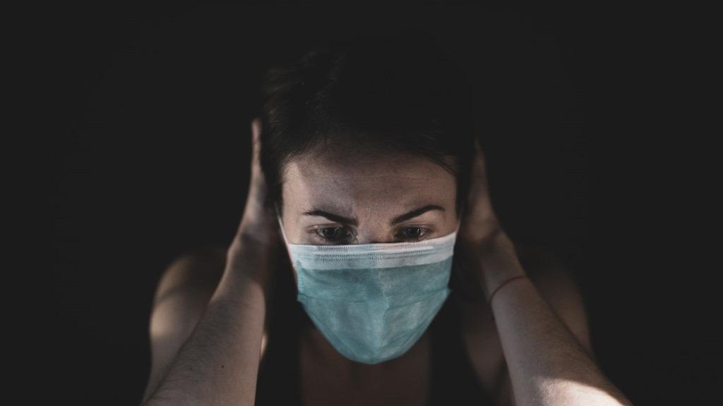 Ansiktsmasker stänger ned samhället CDC-studie