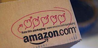 Amazon nytt upprop gynnats av pandemin