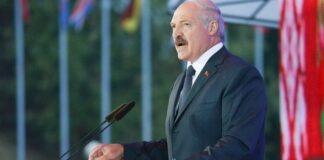 Vitrysslands president
