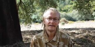 Falsk revolution sitt nya projekt Martin Nilsson